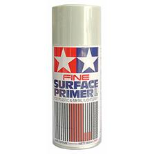 Fine Surface Primer L - Light Gray Spray - Image 1