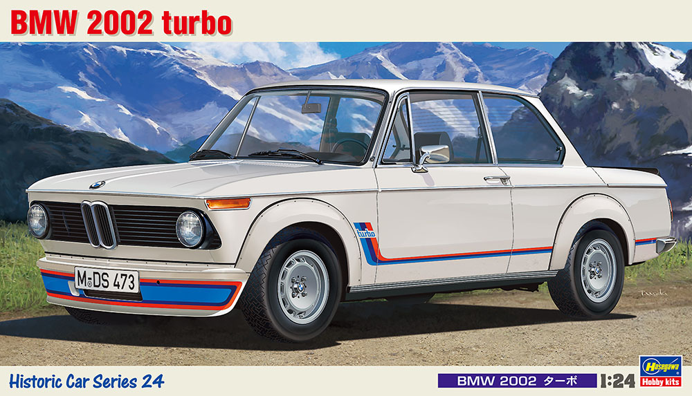 21124  BMW 2002 turbo - Image 1