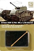 57mm OQF 6 Pdr.Mk V L/50 Barrel - Image 1