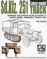 SDKFZ 251 Track Latest Type