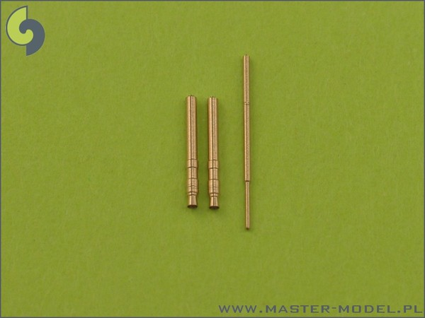 Bf 109 G5 - G14, K armament set (MG 131 tips) & Pitot Tube - Image 1