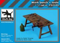 Work bench + tools - Image 1