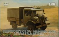 Chevrolet C15A Personnel Lorry Cab 12 & 13