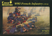WWI French Infantry ( 1914 ) - Image 1