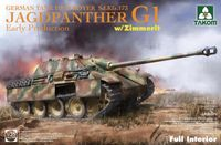 Jagdpanther G1 Early Production w/zimmerit & full interior - Image 1