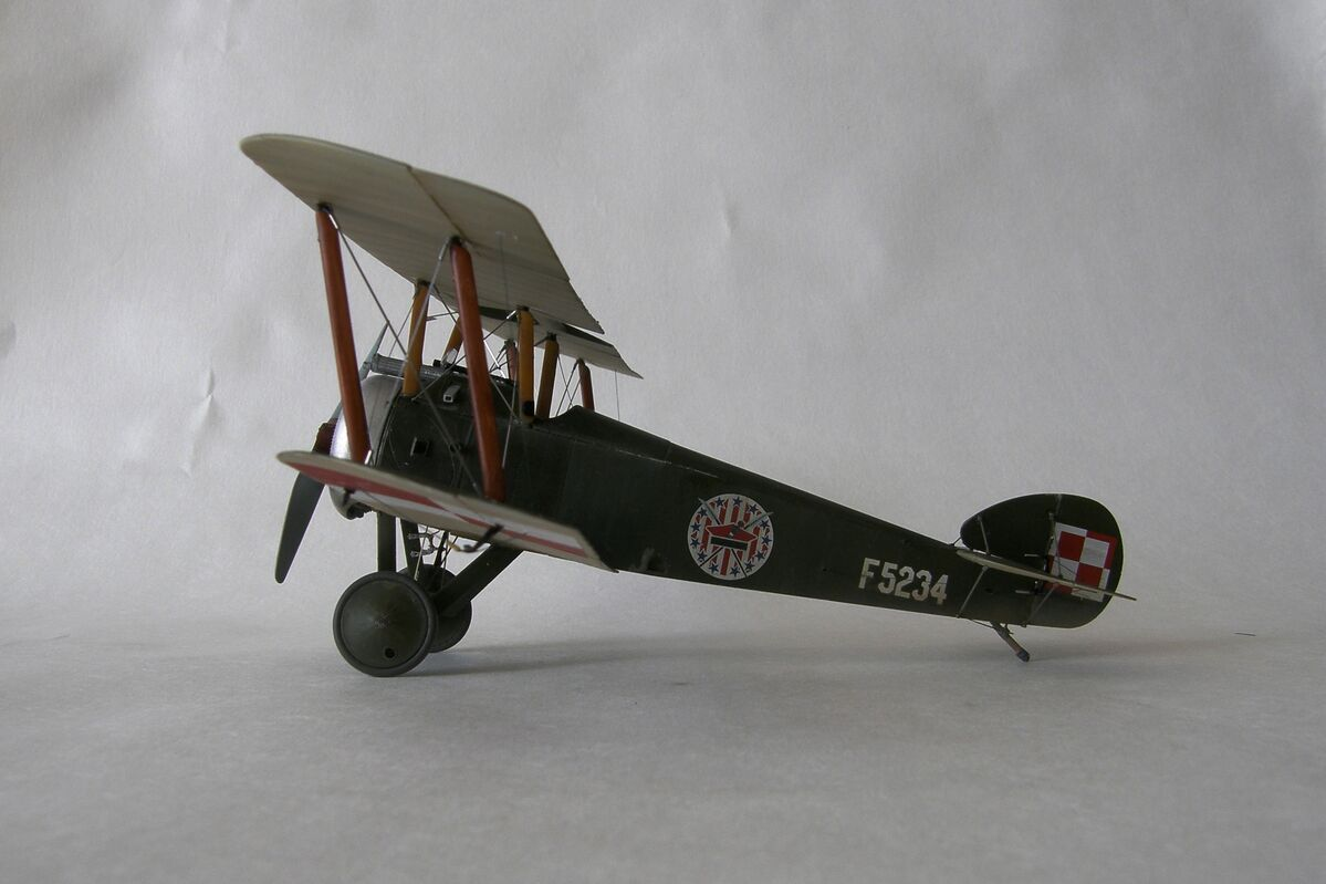Sopwith F.1 Camel  1:32 Wingnut Wings - 003 - Image 1