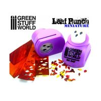 Leaf Punch LIGHT PURPLE