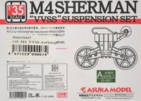 M4 Sherman VVSS Suspension set - Image 1