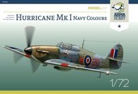 Hurricane Mk I Navy Colours Model Kit