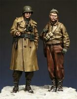U.S. G.I. officer and NCO - Image 1