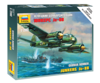 German bomber Junkers Ju-88 (Art of Tactic) - Image 1