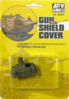 M41 GUN SHIELD COVER