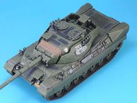 Leopard 1A5NO Conversion set (for Meng TS-015) - Image 1