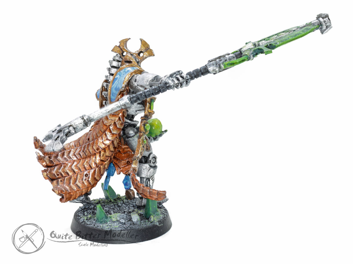 Necron Overlord (Citadel) - 009 - Image 1
