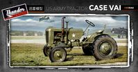 US Army Case Tractor