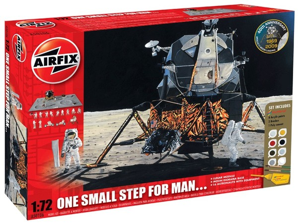 """One Small Step For Man..."" Model Set - Image 1"