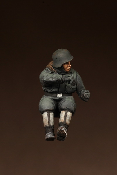 WSS driver for SdKfz 10 - Image 1
