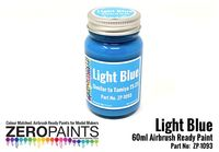 1093 Light Blue Paint (Similar to Tamiya TS-23)