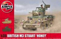 M3 Stuart - Honey (British Version)