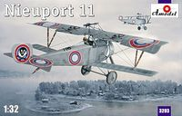 French IWW fighter Nieuport 11 Bebe