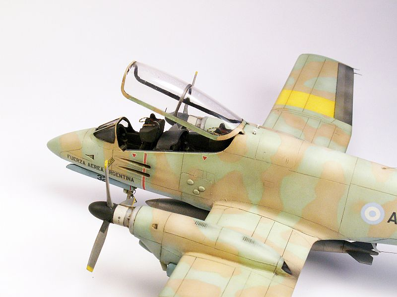IA-58A PUCARA 1/72 SPECIAL HOBBY - 007 - Image 1