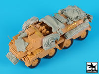 Sd.Kfz. 233 accessories set - Image 1