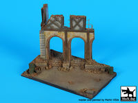 House ruin (Europe) N°2 base (150x90 mm)
