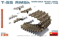 T-55 RMSh Workable Track links Early Type - Image 1