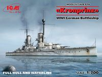 Kronprinz German Battleship