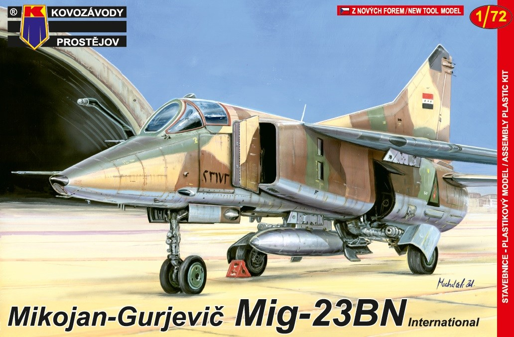 MiG-23BN International - Image 1