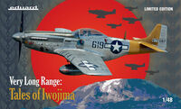 VERY LONG RANGE: Tales of Iwojima P-51D Limited edition - Image 1