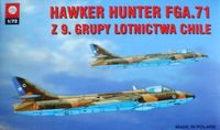 Hawker Hunter FGA.71 (9th Air Squadron of Chile)
