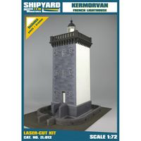 Kermorvan Lighthouse skala 1:72
