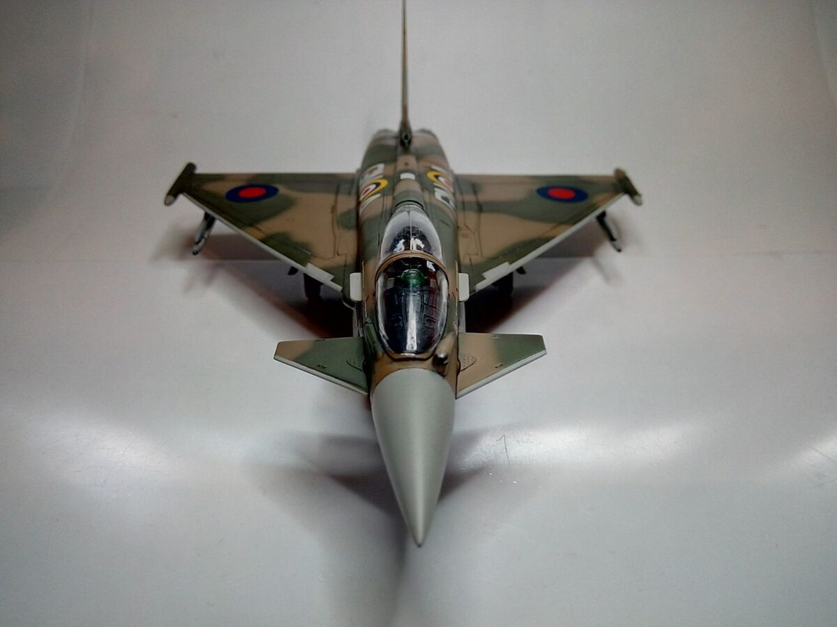 Eurofighter Typhoon 1/72 - 008 - Image 1