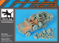 Land Rover Australian spec.forces big set for Hobby Boss - Image 1