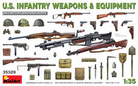 U.S. Infantry Weapons & Equipment - Image 1