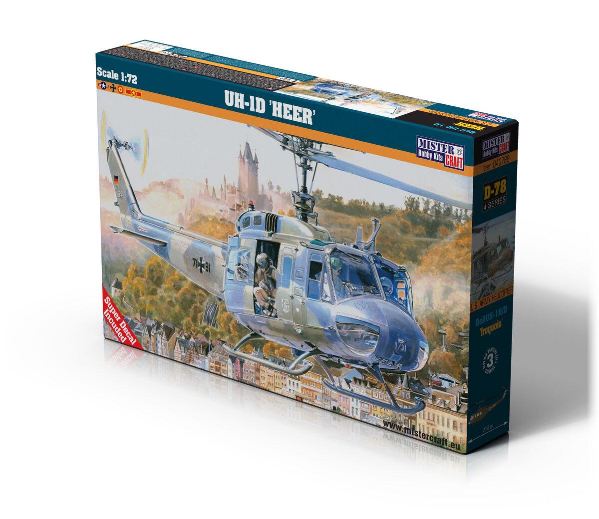 UH-1D HEER - Image 1