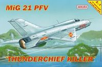 "MiG 21 PFV ""Thunderchief Killer"" - 2+1 Twin pack"