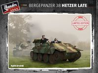 Bergehetzer Late Special Edition