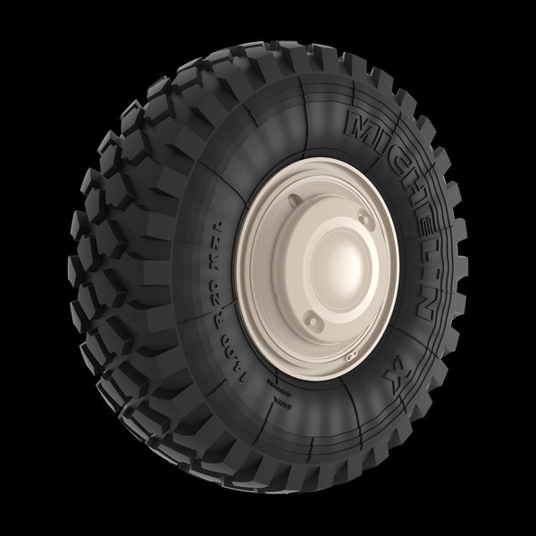 ATV Dingo 2 Road wheels - Image 1