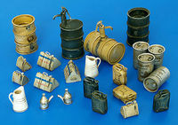 Fuel stock equipment Germany WW II