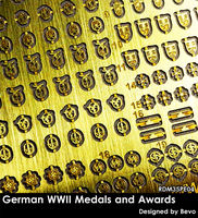 German WWII Medals and Awards