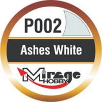 P002 Ashes White / Popiół