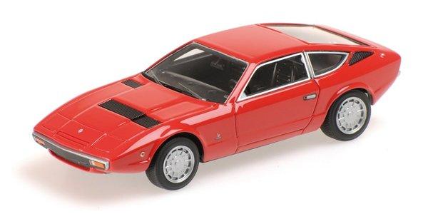 1977-Red Minichamps 1:43 Maserati Khamsin