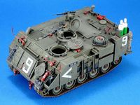 IDF CHATA P Late Con set (for 1/35 M113A2/A3) Incl Decal