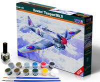Hawker Tempest Mk.V - Model Set - Image 1