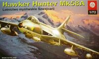 Hawker Hunter Mk.58A (Swiss Air Force)
