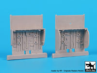 C-130 Wheel bays for Italeri