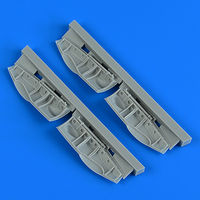 Bristol Beaufighter undercarriage covers REVELL - Image 1
