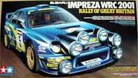 Subaru Impreza WRC 2001 Great Britain - Image 1